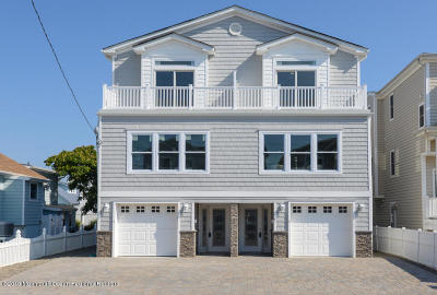 Seaside Park Condo/Townhouse For Sale: 64 Lafayette Avenue #A