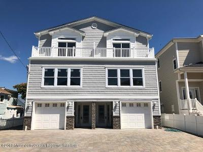 Seaside Park Condo/Townhouse For Sale: 64 Lafayette Avenue #B