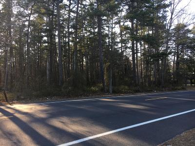 Jackson Residential Lots & Land For Sale: Toms River Road