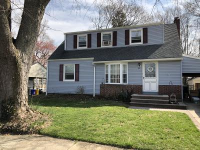 Freehold Single Family Home Under Contract: 21 Douglas Road