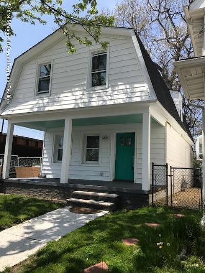 Bradley Beach Single Family Home For Sale: 313 Main Street