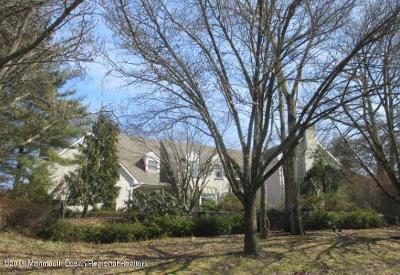 Holmdel Single Family Home For Sale: 25 Dora Lane