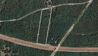Jackson Residential Lots & Land For Sale: Bismark Road