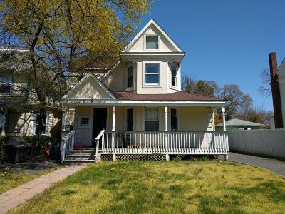 Long Branch Multi Family Home For Sale: 119 Washington Street #2