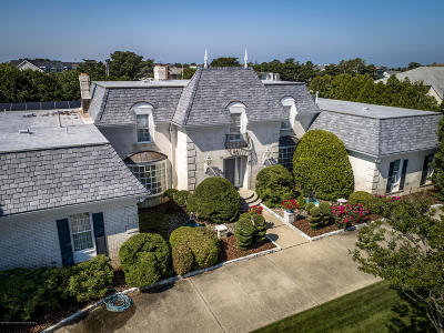 Beach Haven, Beach Haven Borough Single Family Home For Sale: 400 Jefferis Avenue