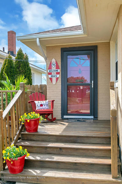 Long Branch Single Family Home Under Contract: 63 Marion Place