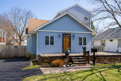 West Long Branch Single Family Home For Sale: 50 Wall Street