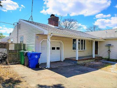 Brick Single Family Home For Sale: 1 Beckert Drive