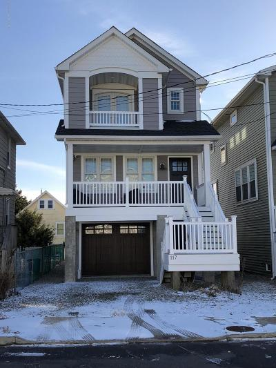 Seaside Park Single Family Home Under Contract: 117 N Street