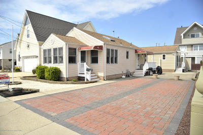Seaside Park Multi Family Home For Sale: 112 14th Avenue