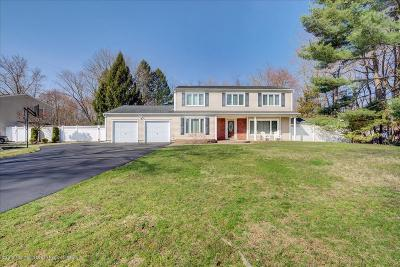 Manalapan Single Family Home For Sale: 39 Blenheim Road