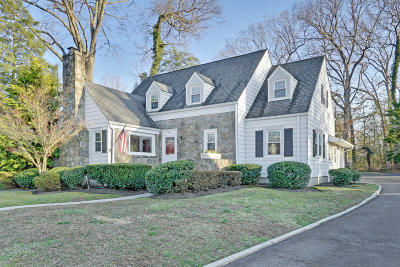 Ocean Twp Single Family Home Under Contract: 103 Lincoln Drive