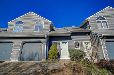 Long Branch Condo/Townhouse For Sale: 142 Shore Drive