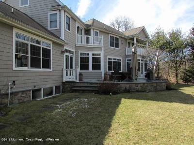Brielle Single Family Home For Sale: 23 Lebanon Drive