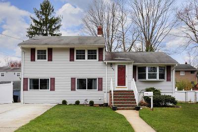 Red Bank Single Family Home For Sale: 94 Linden Avenue