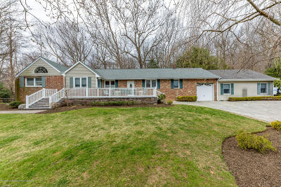 Atlantic Highlands Single Family Home For Sale: 6 Woodhaven Lane