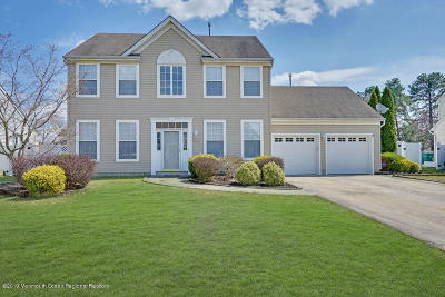 Toms River Single Family Home For Sale: 316 10th Avenue