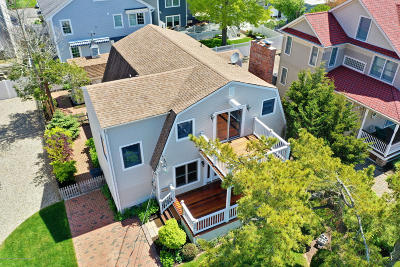 Manasquan Single Family Home Under Contract: 324 Perrine Boulevard