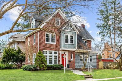 Matawan Single Family Home Under Contract: 1 Sunset Avenue