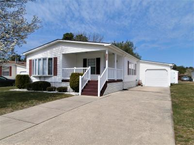 Whiting NJ Adult Community For Sale: $117,500
