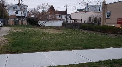 Asbury Park Residential Lots & Land Under Contract: 507 Sewall Avenue
