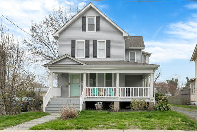 Long Branch Multi Family Home Under Contract: 99 Atlantic Avenue