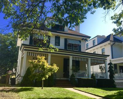 Asbury Park Single Family Home For Sale: 705 Sunset Avenue