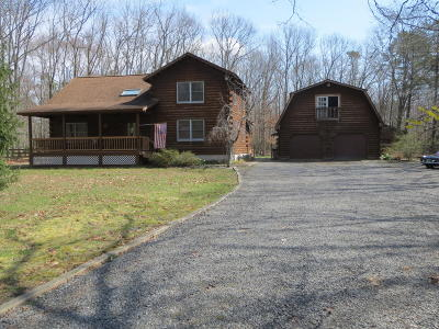 Howell Single Family Home For Sale: 488 Newtons Corner Road