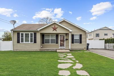 Brick Single Family Home For Sale: 409 Raleigh Road