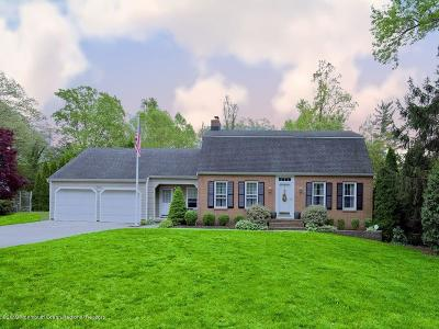 Brielle Single Family Home For Sale: 924 Teaberry Lane