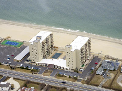 Monmouth County Condo/Townhouse For Sale: 45 Ocean Avenue #12C