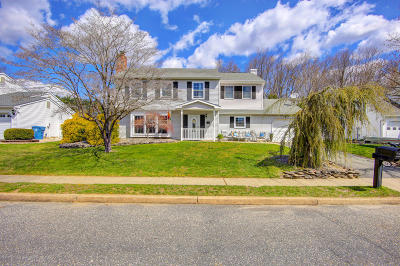 Howell Single Family Home For Sale: 58 Bernard Drive