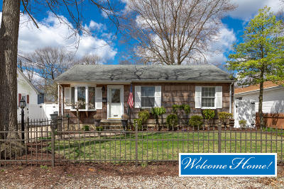 Point Pleasant Single Family Home For Sale: 911 River Avenue