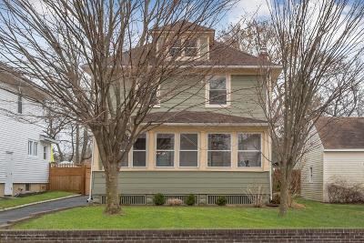 Red Bank Single Family Home For Sale: 14 Madison Avenue