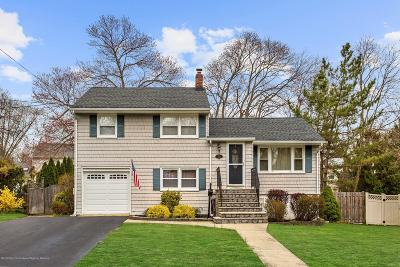Red Bank Single Family Home For Sale: 172 Statesir Place
