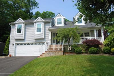 Howell Single Family Home For Sale: 40 Arbor Drive