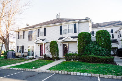 Morganville Condo/Townhouse Under Contract: 955 Lily Court