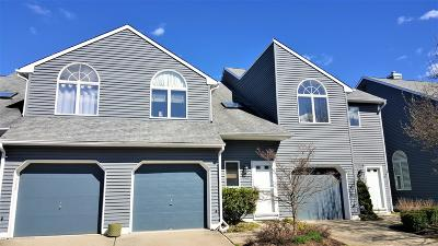 Long Branch Condo/Townhouse For Sale: 127 Shore Drive