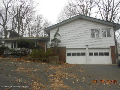 Holmdel Single Family Home For Sale: 848 Holmdel Road