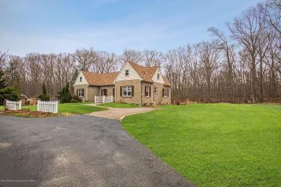 Morganville Single Family Home For Sale: 18 Bauers Lane