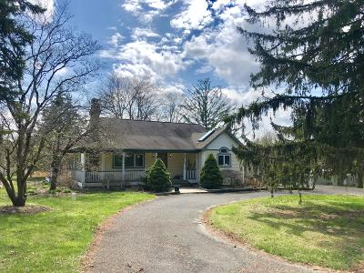 Millstone Single Family Home Under Contract: 319 Sweetmans Lane
