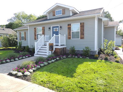Long Branch Single Family Home For Sale: 357 Long Branch Avenue
