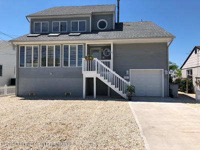 Ortley Beach Rental For Rent: 13 6th Terrace
