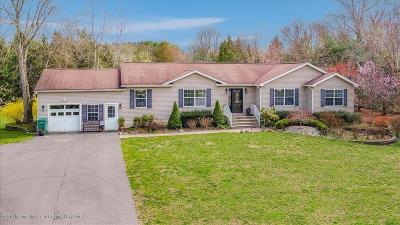 Howell Single Family Home For Sale: 49 Church Road