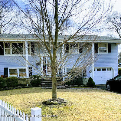 Point Pleasant Single Family Home Under Contract: 813 Hastings Lane