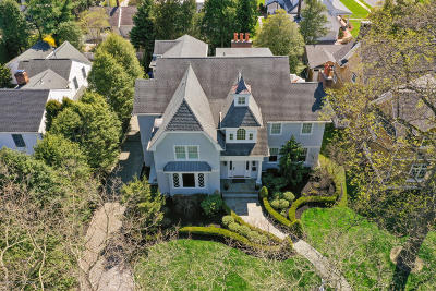 Sea Girt Single Family Home For Sale: 220 Crescent Parkway