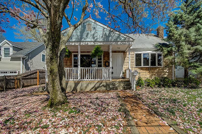 Red Bank Single Family Home For Sale: 94 Applegate Street