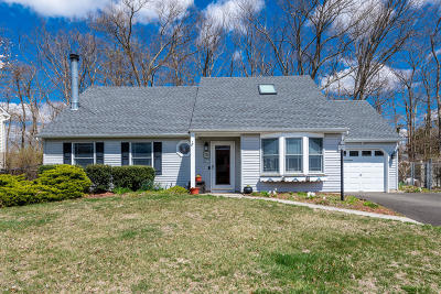 Howell Single Family Home For Sale: 19 Eric Drive