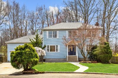 Aberdeen, Matawan Single Family Home Under Contract: 4 Shainy Lane