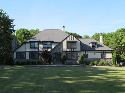Robbinsville Single Family Home For Sale: 8 Hluchy Road